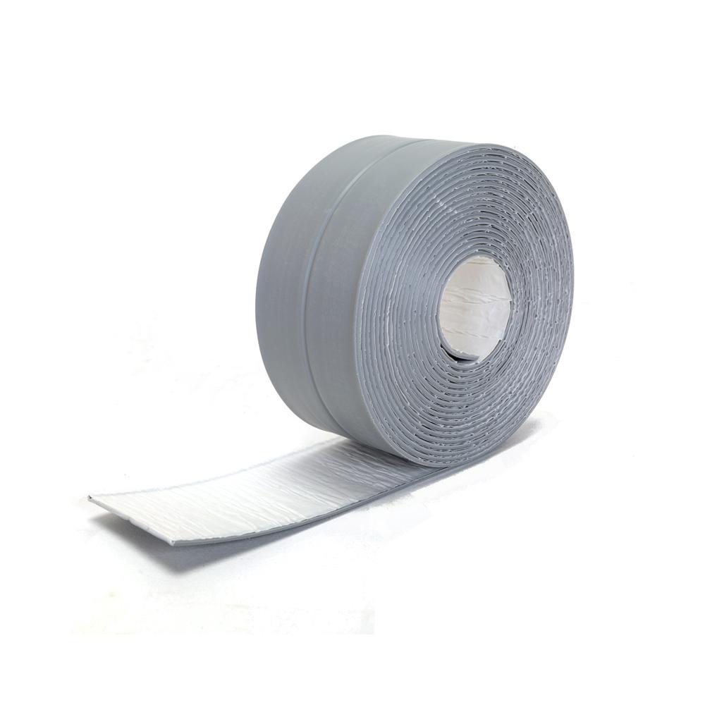 Self Adhesive Waterproof Anti-moisture PVC Tape Wall Corner Trimmer Strip