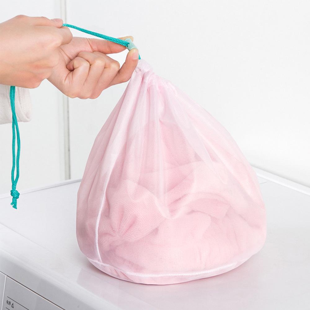 3pc-Set-Loose-Mesh-Laundry-Bag-Basket-For-Bra-Underwear-Clothes-Lingerie-D thumbnail 4