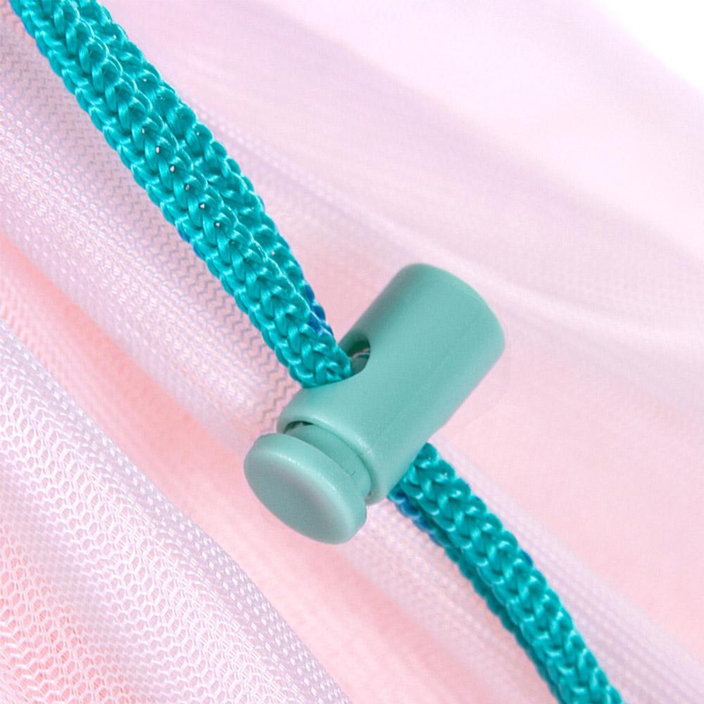 3pc-Set-Loose-Mesh-Laundry-Bag-Basket-For-Bra-Underwear-Clothes-Lingerie-D thumbnail 5