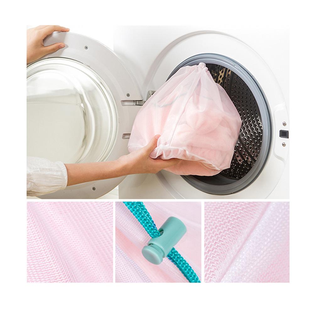 3pc-Set-Loose-Mesh-Laundry-Bag-Basket-For-Bra-Underwear-Clothes-Lingerie-D thumbnail 6