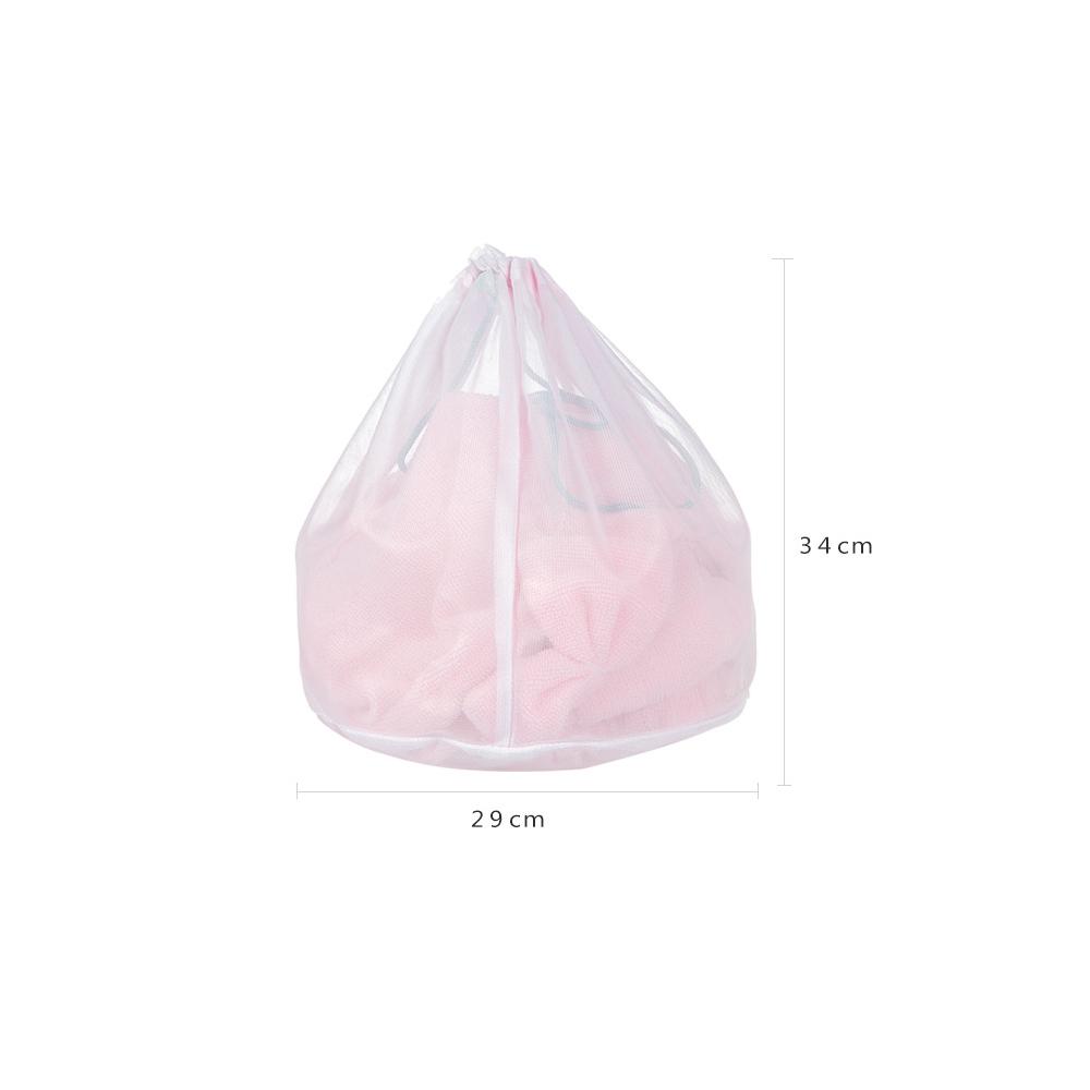 3pc-Set-Loose-Mesh-Laundry-Bag-Basket-For-Bra-Underwear-Clothes-Lingerie-D thumbnail 7