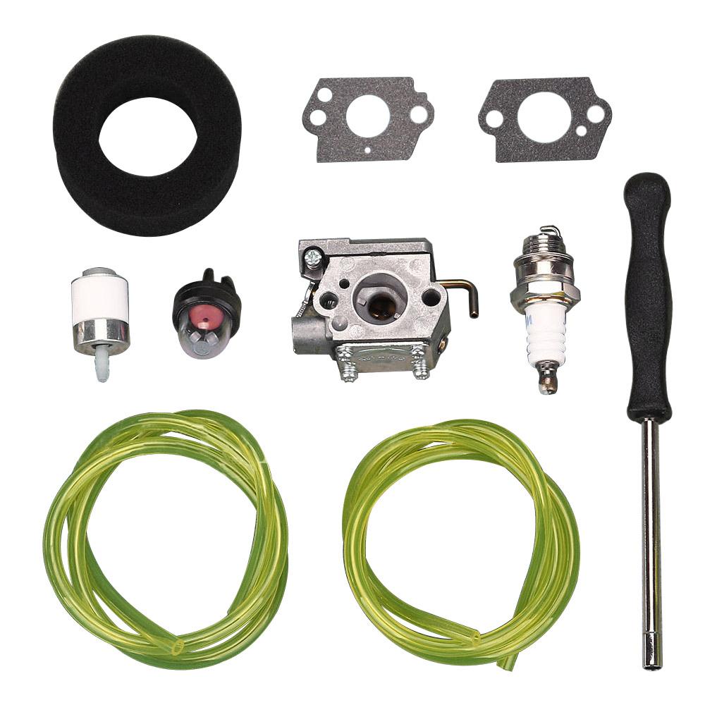 753-04333 Carburetor Carb Air Fuel Filter Kit for 410R 600R 705R 725R 765R