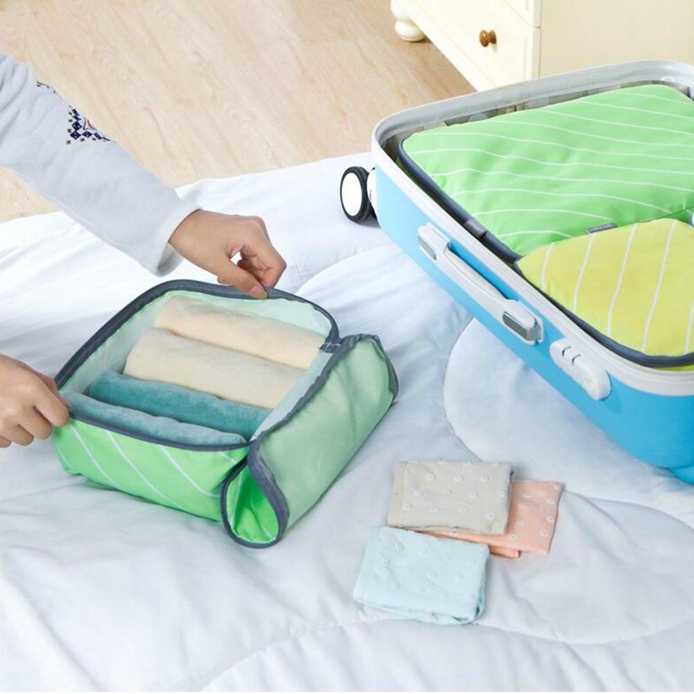 Waterproof Travel Bra Lingerie Storage Bag Suitcase Divider Case Organizer