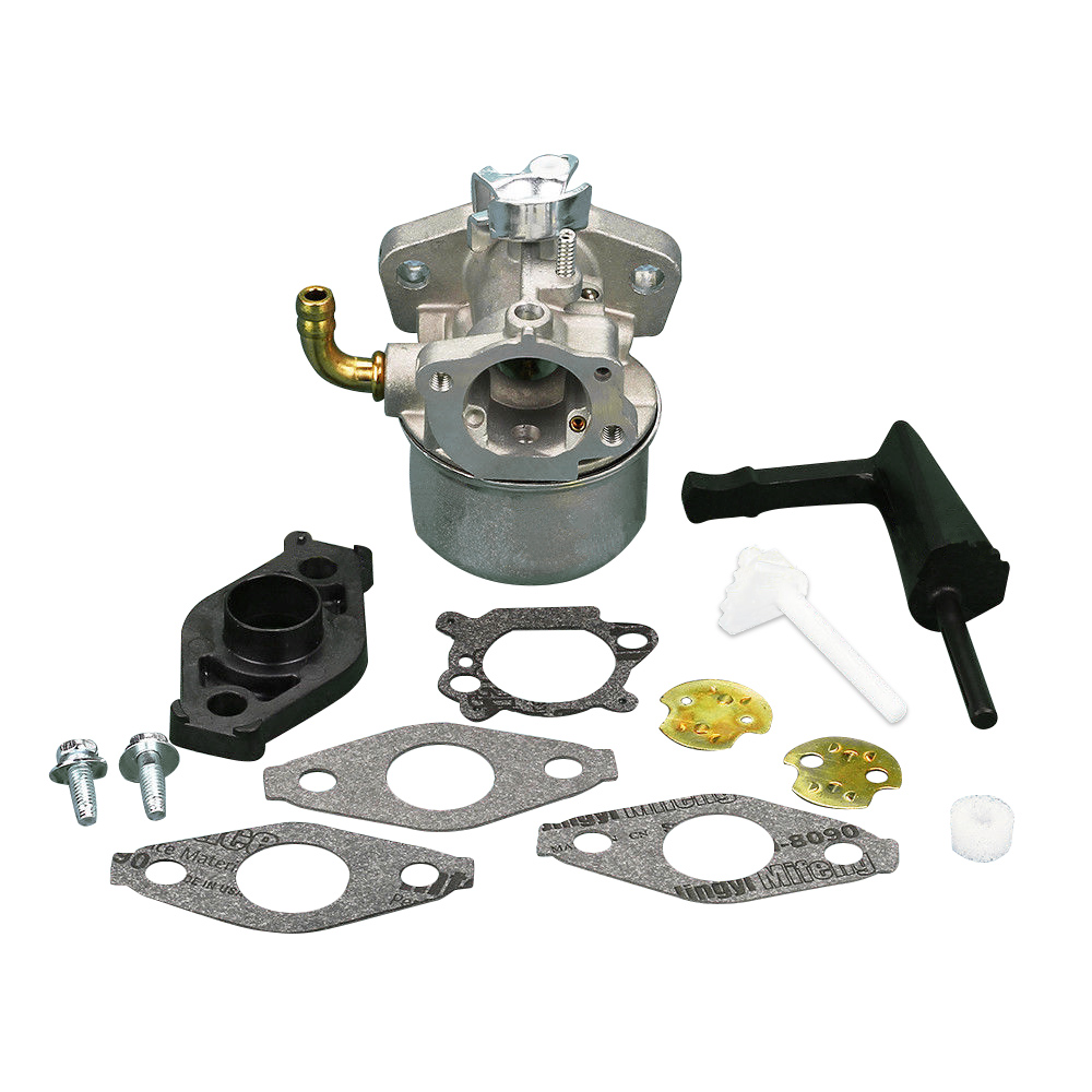 Carburetor Kit W/Gasket Fit for 206cc 5.5 HP 6.5HP OHV 3500 Watts Carb