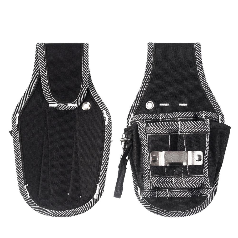 Elektriker Taille Tasche Werkzeug Tasche Mehrschicht Gürtel Schraubendreher Bags