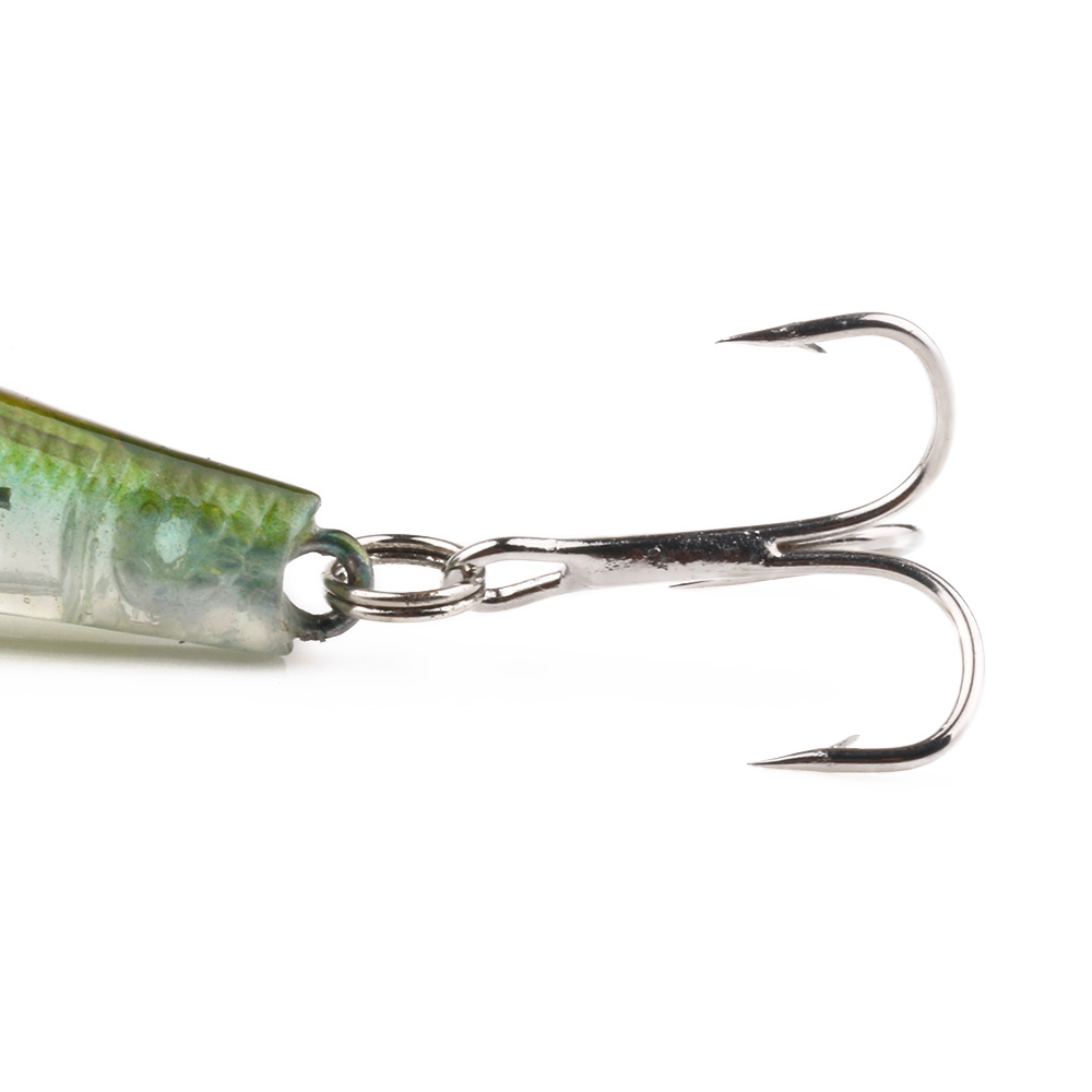 Wholesale 9cm/8.3g Fishing Lures Crankbait Hooks Minnow Baits Fishing Swimbait Type B