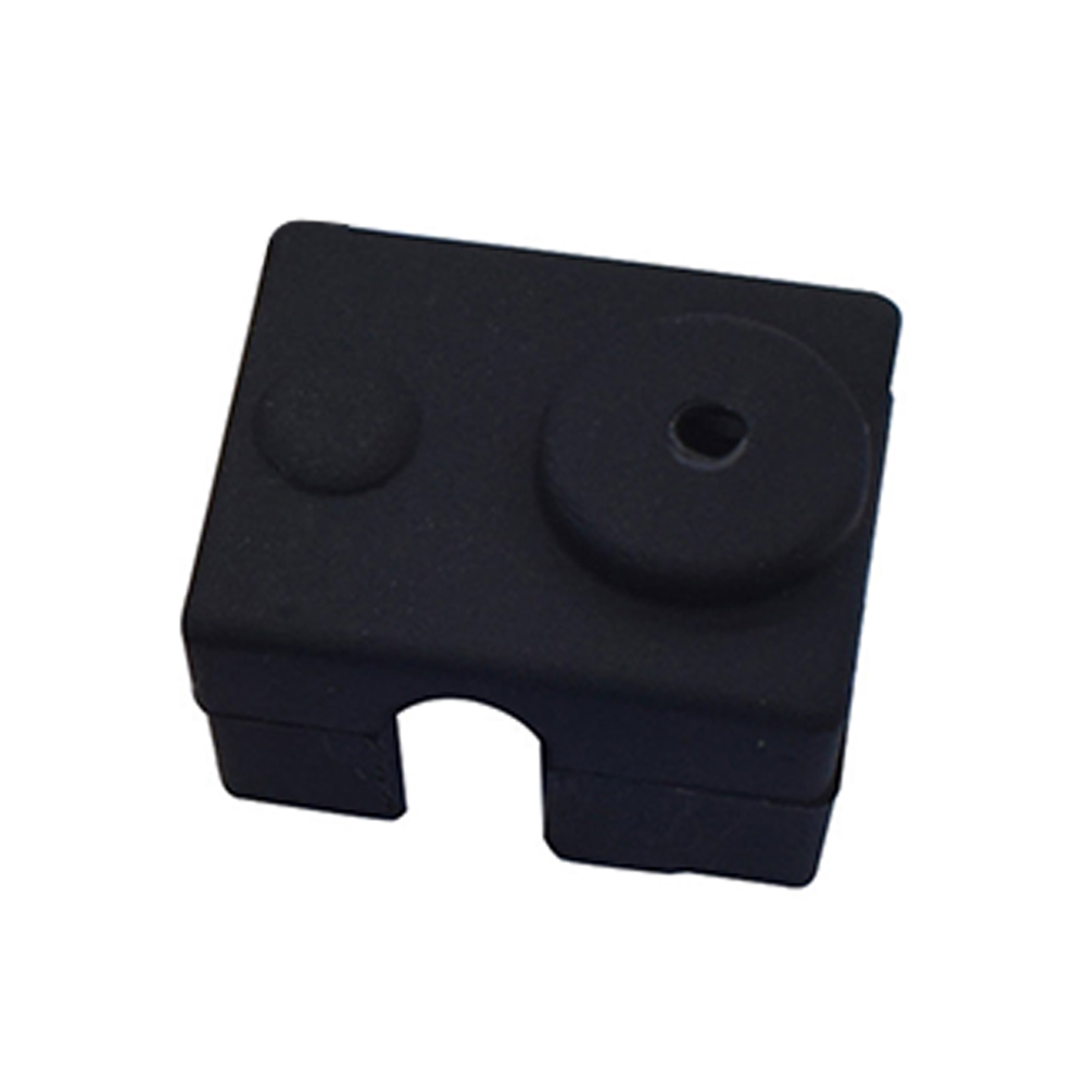 Wholesale 3D Printer Silicone Sock Heater Block Cover E3D-V6 Hotend Protect Black