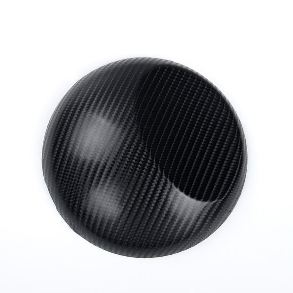 Carbon Fiber Vinyl Film Car Wrap Roll Adhesive Sticker Decal Sheet 152x20cm