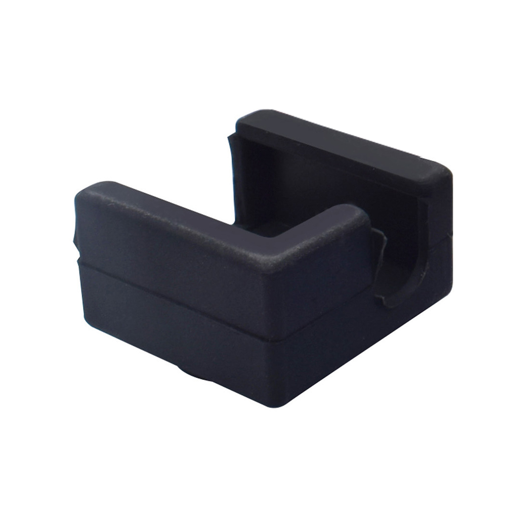 Wholesale 3D Printer Silicone Sock Heater Block Cover MK7 MK8 Hotend Protect Black
