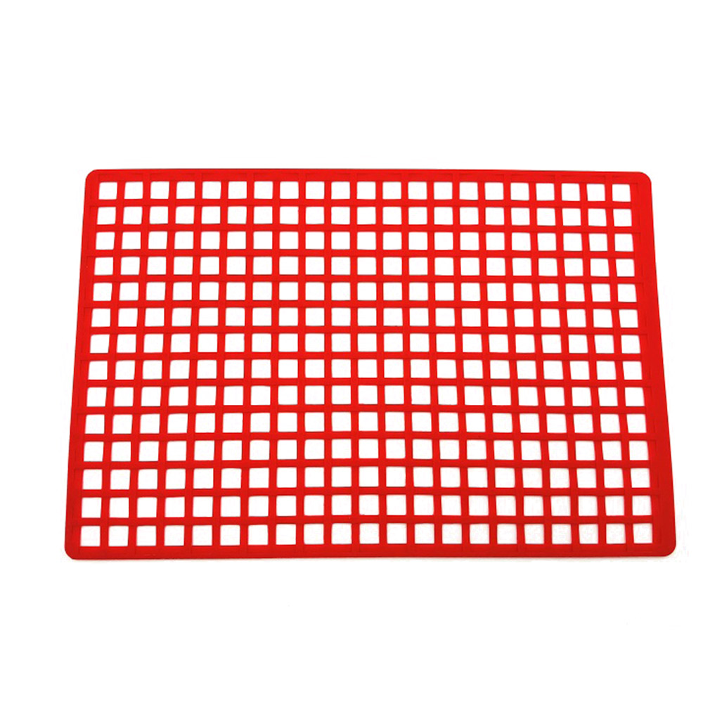 Wholesale Rubber Window Decoration Luggage Net for UDR RR10 TRX4 RC Car Truck Red