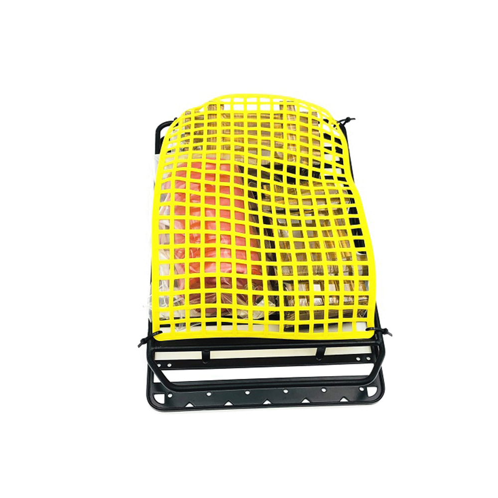 Rubber Window Decoration Luggage Net for UDR RR10 TRX4 RC Car Truck