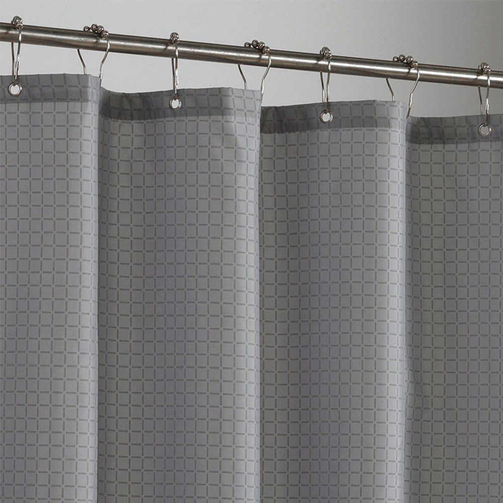 Mildew Resistant Fabric Shower Curtain Liner Waterproof/Water-repellent